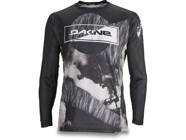 Dakine Thrillium LS Jersey Men black/white